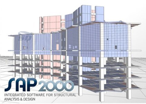 نرم افزار آنالیز و طراحی سازه، سپ 2000 (برای ویندوز) - CSI SAP2000 Ultimate 19.2.1 Windows