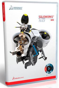 نرم افزار طراحی صنعتی سالید ورک (برای ویندوز) - Solidworks Premium 2017 SP4.1 Windows