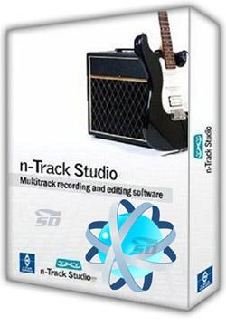 نرم افزار میکس صدا (برای ویندوز) - n-Track Studio 9.1.0 Build 3633 Windows