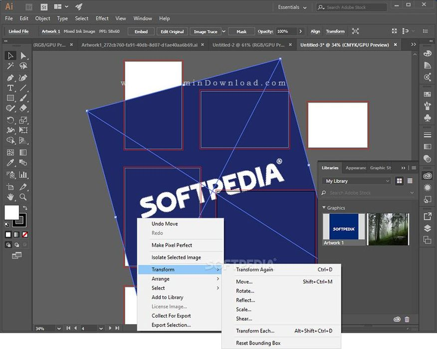 نرم افزار طراحی و ویرایش وکتور، ایلوستریتور (برای ویندوز) - Adobe Illustrator CC 2018 v22.0.1.2.53 Windows