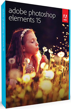 نرم افزار قدرتمند طراحی گرافیکی فتوشاپ المنت (برای ویندوز) - Adobe Photoshop Elements 16.0 Windows