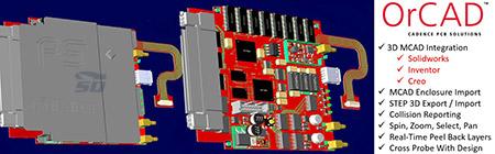 نرم افزار پیشرفته طراحی مدارهای الکتریکی (برای ویندوز) - Cadence SPB OrCAD 17.40.008-2019 Windows