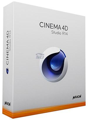 نرم افزار طراحی 3 بعدی (برای ویندوز) - Cinema 4D Studio R21.027 Windows
