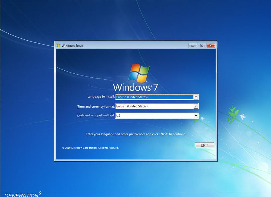 ویندوز 7 آلتیمیت سرویس پک 1 - Windows 7 SP1 Ultimate September 2019