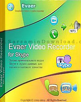 نرم افزار ضبط تماس های اسکایپ (برای ویندوز) - Evaer Video Recorder For Skype 1.9.10.15 Windows