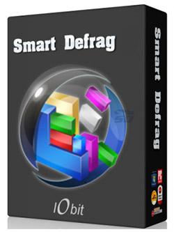 نرم افزار یکپارچه سازی هارد (برای ویندوز) - IObit Smart Defrag Pro 6.4.0.256 Windows