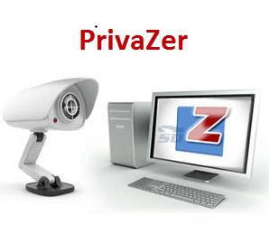 نرم افزار حذف فایل های اضافی و پاکسازی سیستم (برای ویندوز) - PrivaZer 3.0.83 Windows