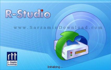 نرم افزار بازیابی اطلاعات (برای ویندوز) - R-Studio 8.13.176095 Windows