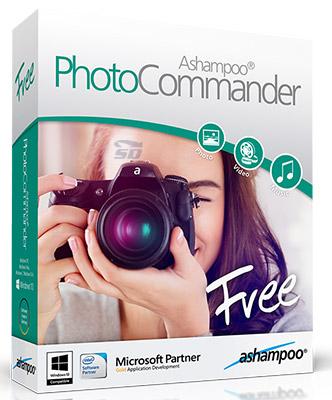 نرم افزار مدیریت عکس حرفه ای (برای ویندوز) - Ashampoo Photo Commander 16.1.1 Windows