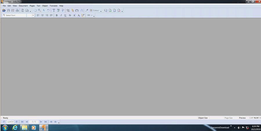 نرم افزار حرفه ای ویرایش PDF با امکانات فراوان (برای ویندوز) - Infix PDF Editor Pro 7.4.2 Windows