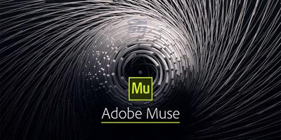 نرم افزار طراحی و بهینه سازی صفحات وب (برای ویندوز) - Adobe Muse CC 2018.1.1.6 Windows