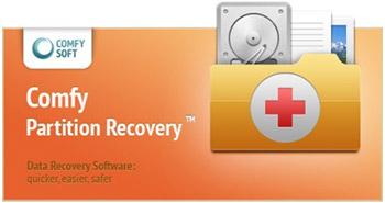 نرم افزار بازیابی اطلاعات پارتیشن های آسیب دیده (برای ویندوز) - Comfy Partition Recovery 3.0 Windows
