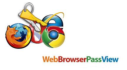 نرم افزار بازیابی رمزهای ذخیره شده مرورگرها (برای ویندوز) - WebBrowserPassView 1.94 Windows