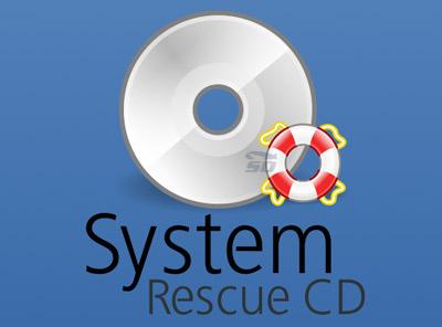 دیسک بوت نجات سیستم - SystemRescueCd 6.1.7