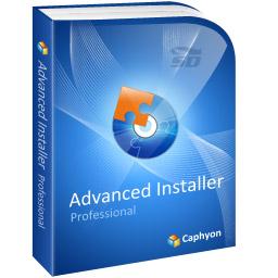 نرم افزار ایجاد برنامه نصب (برای ویندوز) - Advanced Installer Architect 17.8 Windows