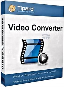 نرم افزار تبدیل فرمت های ویدیویی (برای ویندوز) - Tipard Video Converter Ultimate 10.0.20 Windows