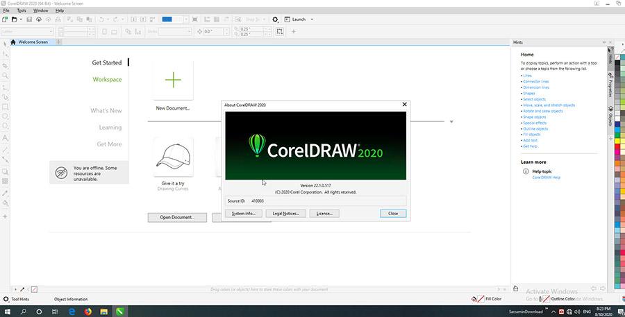 نرم افزار طراحی سه بعدی و صنعتی، کورل تکنیکال سوییت (برای ویندوز) - CorelDRAW Technical Suite 22.2.0.532 Windows