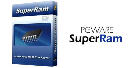 نرم افزار بهینه سازی رم کامپیوتر (برای ویندوز) - PGWare SuperRam 7.8.24.2020 Windows