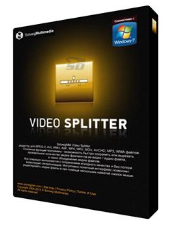 نرم افزار برش فیلم (برای ویندوز) - SolveigMM Video Splitter 7.4.2007.29 Windows