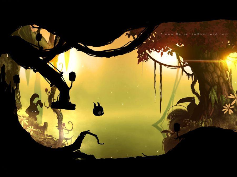 بازی سرزمین متروک (برای اندروید) - BADLAND 1.7173 Android