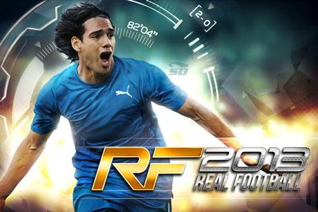 بازی فوتبال واقعی 2013 (برای سیمبین) - Real Football 2013 Symbian