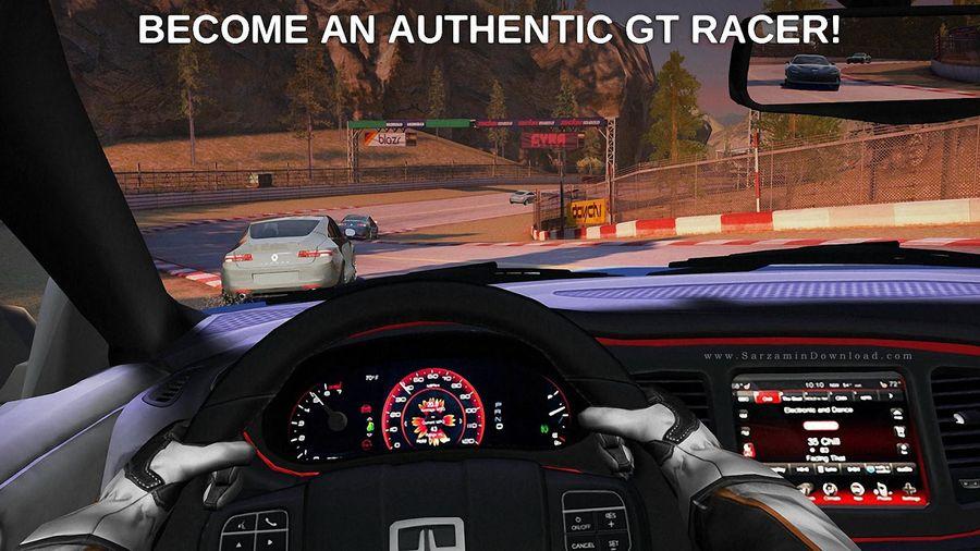 بازی مسابقات GT (برای اندروید) - GT Racing 2 The Real Car 1.5.3 Android