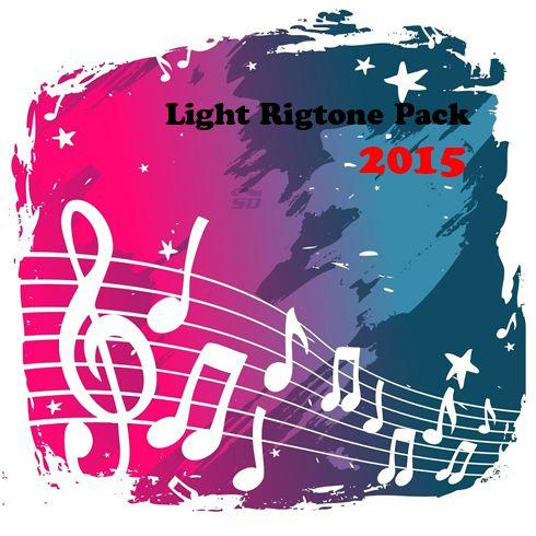 مجموعه بهترین رینگتون های آرام سال 2015 - Light Rigtone Pack 2015