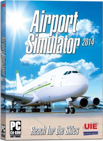بازی شبیه ساز فرودگاه 2014 (برای کامپیوتر) - Airport Simulator 2014 PC Game