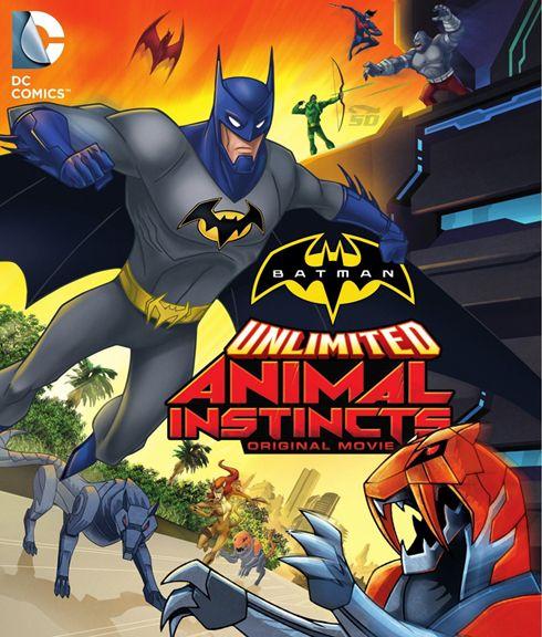 کارتون بتمن 2015 - Batman Unlimited Animal Instincts 2015 Cartoon