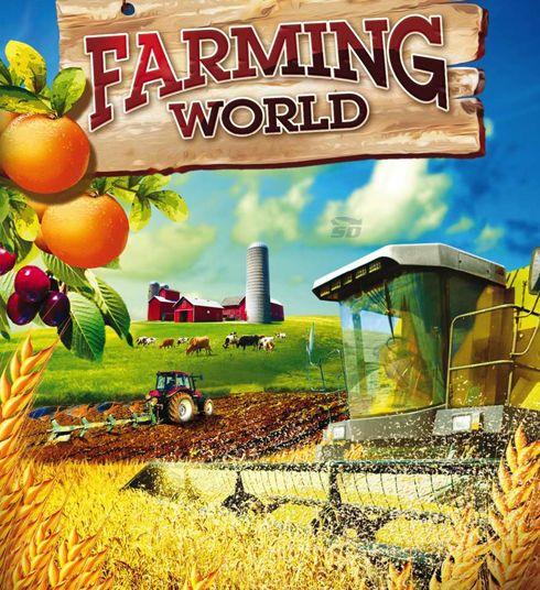 بازی شبیه ساز مزرعه داری (برای کامپیوتر) - Farming World PC Game