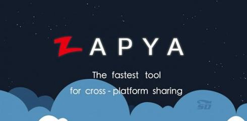 نرم افزار زاپیا (برای کامپیوتر) - Zapya 1.6 PC