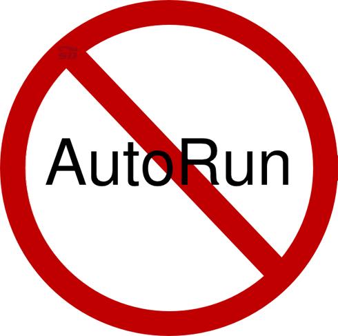 آموزش غیرفعال کردن AutoRun