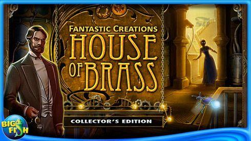 بازی آفرینش خانه فلزی (برای کامپیوتر) - Fantastic Creations House of Brass PC Game