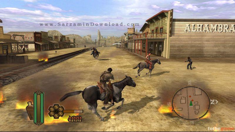 بازی اسلحه (برای کامپیوتر) - Gun PC Game