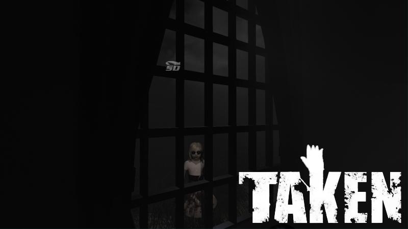 بازی ترسناک گرفتار شده (برای کامپیوتر) - TAKEN PC Game