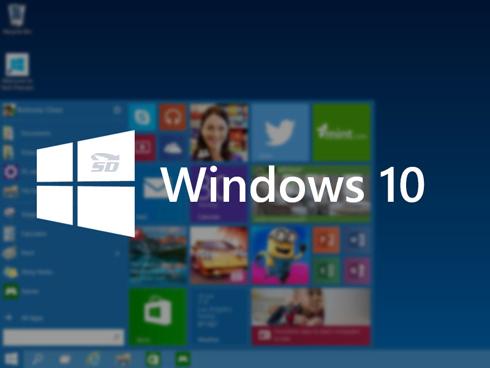 سخت افزار مورد نیاز برای نصب ویندوز 10 - موبایل