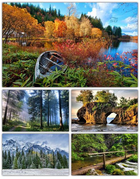 مجموعه زیبا از تصاویر والپیپر با موضوع طبیعت - Amazing Nature Wallpaper