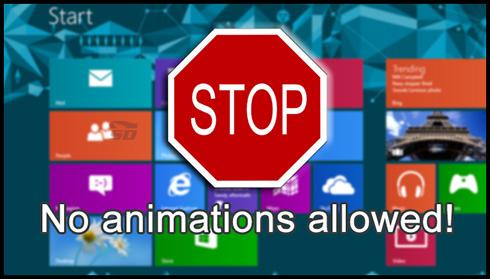 آموزش غیرفعال کردن انیمیشن های ویندوز 10
