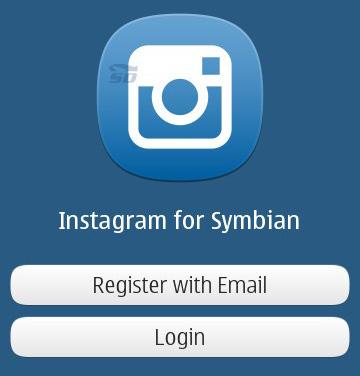 نرم افزار اینستاگرام (برای سیمبین) - Instagraph Uploader 4.0.6 Symbian