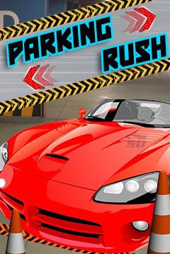 بازی پازل پارکینگ (برای موبایل جاوا) - Parkings Rush JAVA