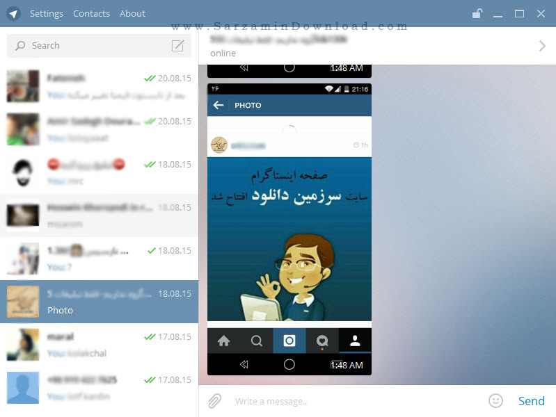 کانال+تلگرام+نرم+افزار+ویندوز