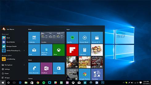 نکاتی برای استفاده سریع از ویندوز 10