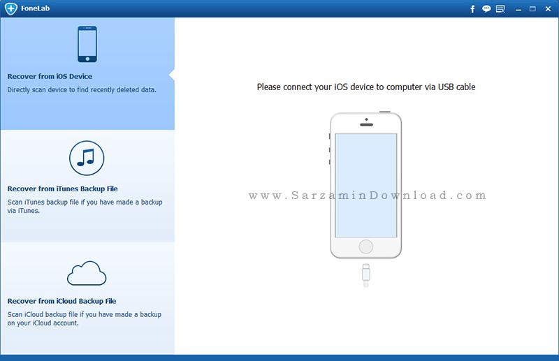 Aiseesoft FoneLab 8 0 90Portable بازیابی تمامی اطلاعات گوشی - 51