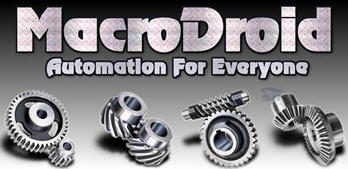 نرم افزار انجام خودکار کارها (برای اندروید) - MacroDroid Pro 3.14 Android