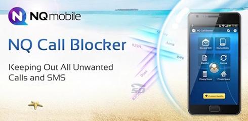 نرم افزار بلک لیست (برای اندروید) - NQ Call Blocker 4.2 Android