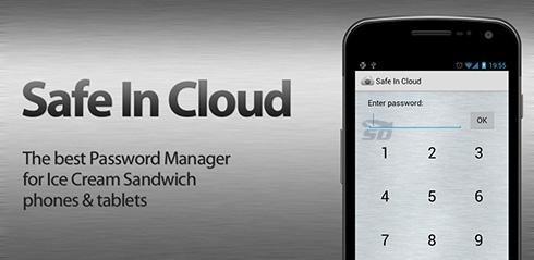 نرم افزار مدیریت رمز ها (برای اندروید) - Safe In Cloud 8.2.7 Android