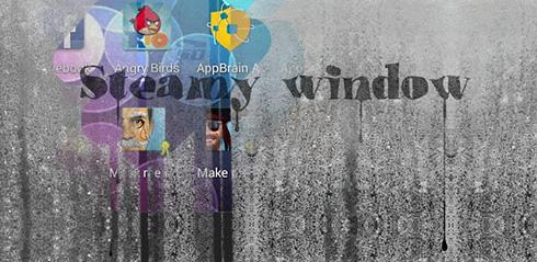 نرم افزار بخار (برای اندروید) - Steamy Window 3.2 Android