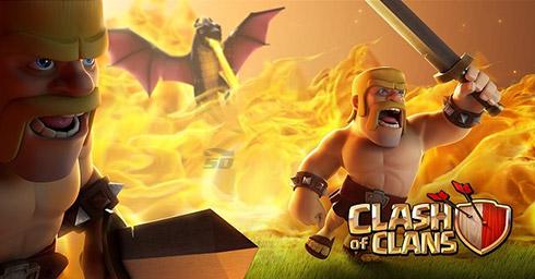 دانلود نسخه جدید بازی کلش Clash Of Clans 8.116.2