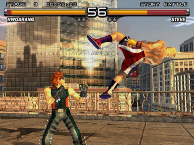 Tekken games (for PC) - Tekken 5 PC Game