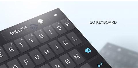 صفحه کلید (برای اندروید) - GO Keyboard 2.63 Android